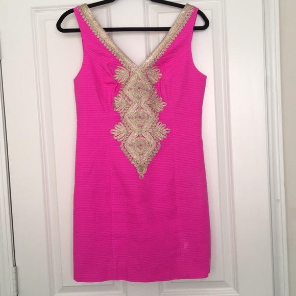 bdce75c50cf9cc Lilly Pulitzer Dresses & Skirts - Lilly Pulitzer Junie shift dress